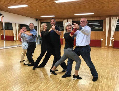 Tango Argentino: Styling und Posing