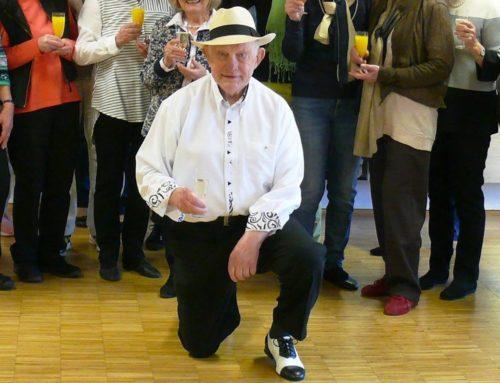 Tanzen hält jung und fit