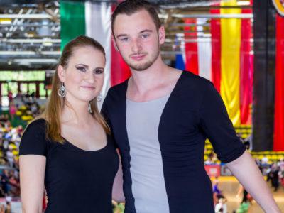Lukas Gerstner & Melina März