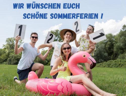 Sommerpause und Ferien-Practice