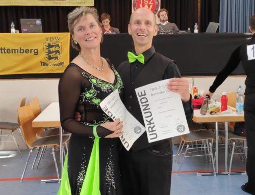 Zweimal Finale für Martin und Gabi Roßwag