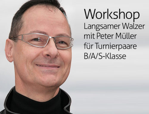 Workshop mit Peter Müller