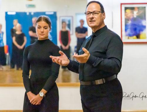 Workshop mit Peter Müller großer Erfolg