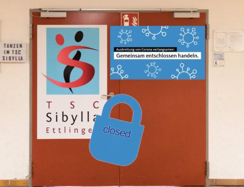 SHUTDOWN IM TSC SIBYLLA