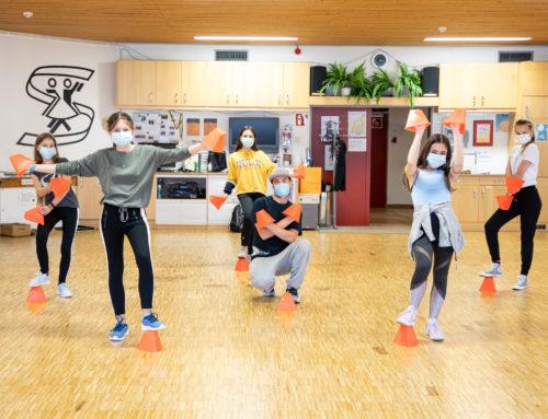 ReStart Trainingsgruppen läuft