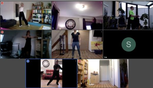 Virtuelles Training mit A-Trainer Peter Müller